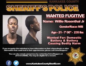 WantedWednesday_Rosenthal Willie Jr